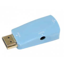 HDMI-to-VGA Convertor with Audio